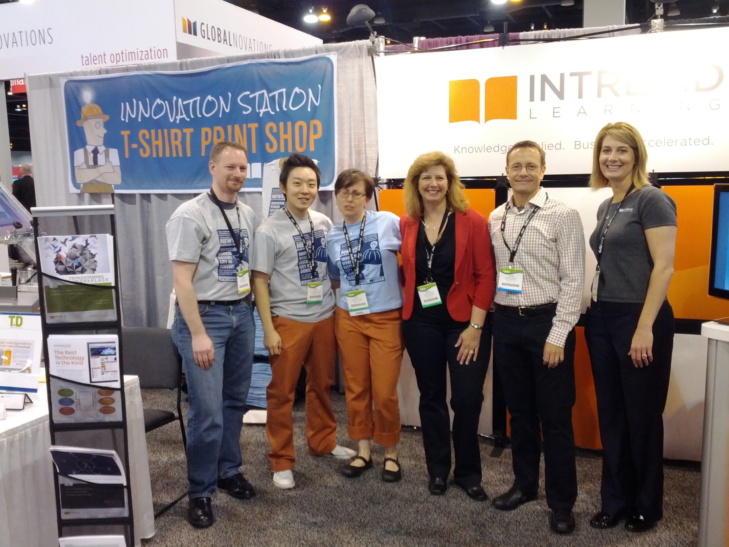 Intrepid Team at ATD Conference